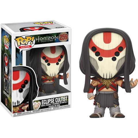 POP!  Horizon Zero Dawn - Eclipse Cultist (2256133259360)