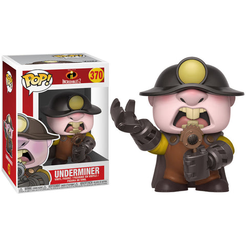 POP! Disney Pixar The Incredibles 2 - Underminer