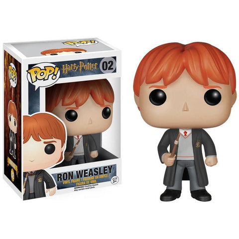 POP! Harry Potter - Ron Weasly (2256042426464)