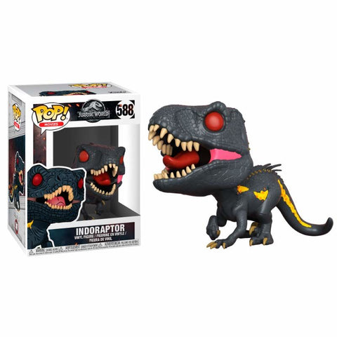 POP!  Jurassic World - Indoraptor (4193086275680)