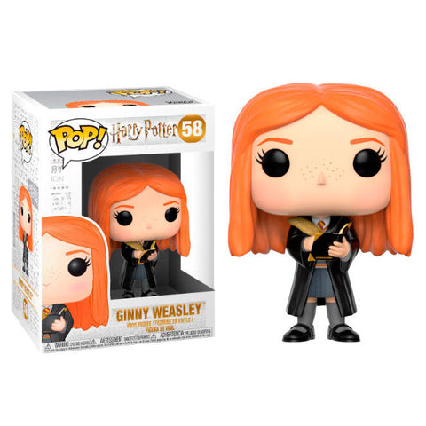 POP! Harry Potter - Ginny with Diary