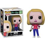 POP! Rick and Morty - Beth with Wine Glass (4332485869664)