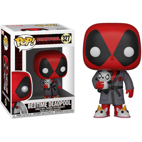 POP! Marvel - Bedtime Deadpool (3663265955936)