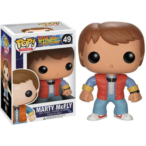 POP! Back to the Future - Marty McFly (4405423210592)