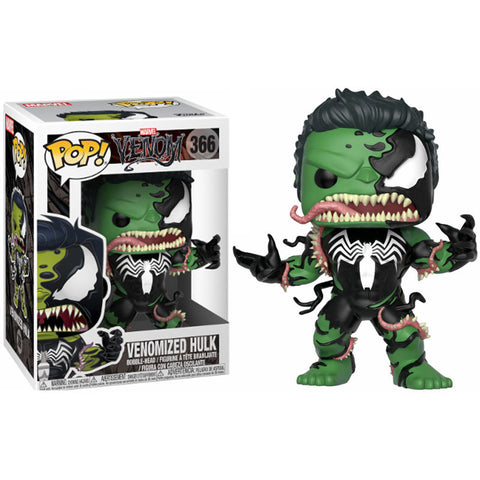 POP! Marvel Venom - Venomized Hulk (4108101812320)