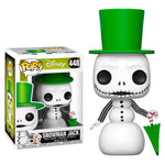 POP! Disney The Nightmare Before Christmas - Snowman Jack (2257418518624)