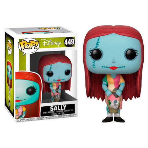 POP! Disney The Nightmare Before Christmas - Sally with Basket (2256989487200)