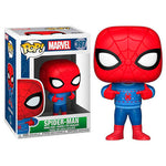 POP! Marvel Holiday Spider-man (4107996233824)