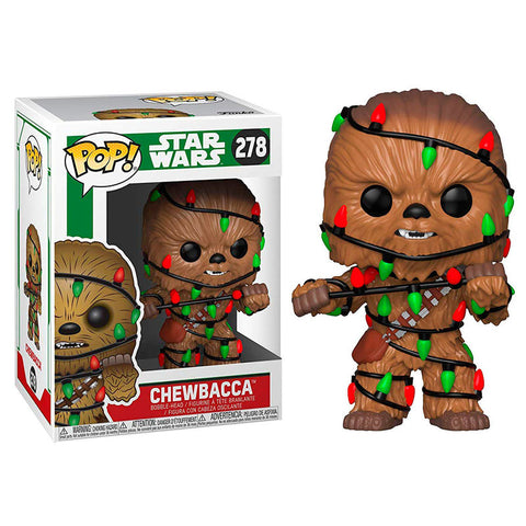 POP! Star Wars - Chewbacca (3661337657440)
