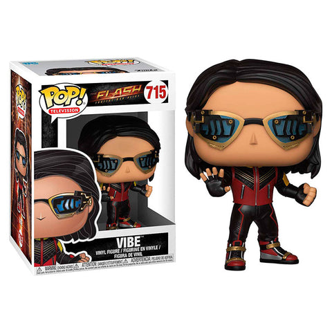 POP! DC The Flash - Vibe (3670315303008)