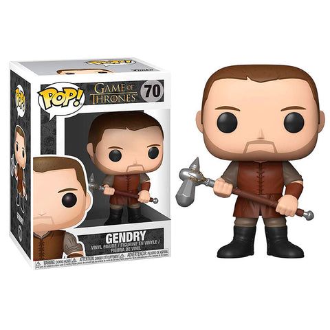 POP! Game of Thrones - Gendry (2255841460320)
