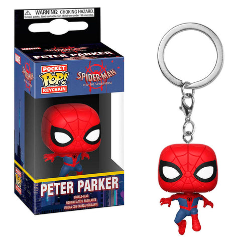 Pocket POP! Marvel Animated Spiderman - Peter Parker