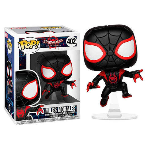 POP! Marvel Animated Spiderman - Miles Morales (4108012191840)