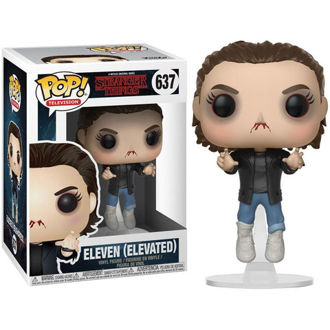 POP! Stranger Things - Eleven Elevated (2255777005664)