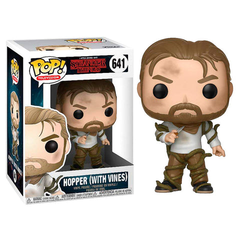 POP! Stranger Things - Hopper with Vines (2255769567328)