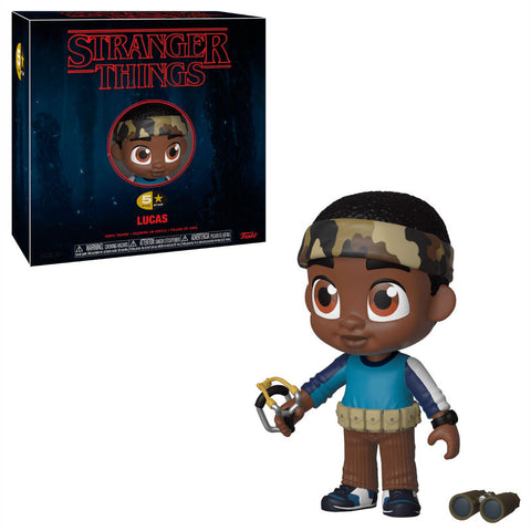 5 Star! Stranger Things - Lucas (4200083030112)