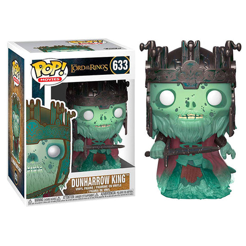 POP! Lord of the Rings - Dunharrow King (4183930077280)