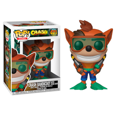POP! Crash Bandicoot (3667743277152)