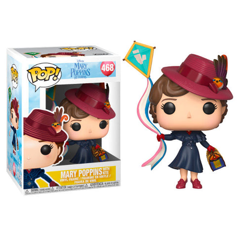 POP! Mary Poppins with Kite