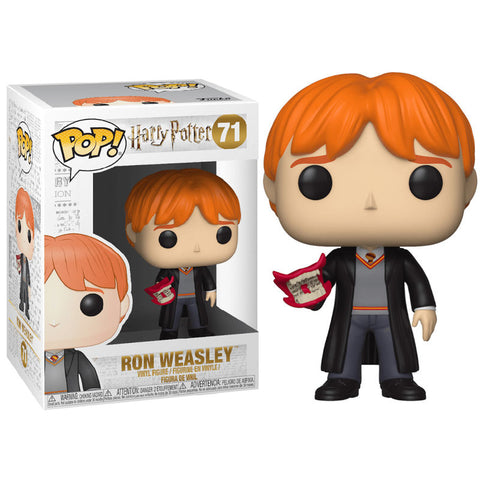 POP! Harry Potter - Ron Weasley with Howler (2256039968864)