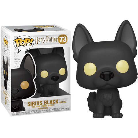 POP! Harry Potter - Sirius Black as Dog (4107972280416)