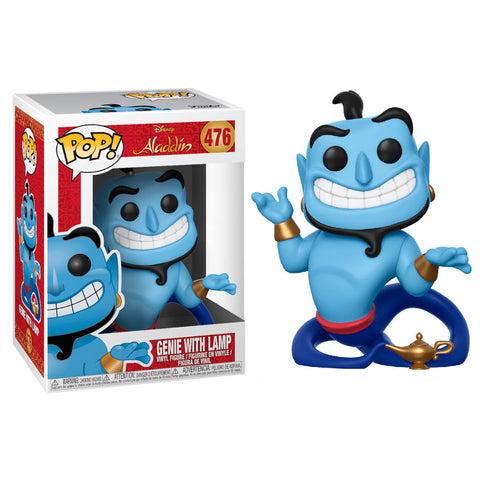 POP! Disney Aladdin - Genie with Lamp (2256975003744)