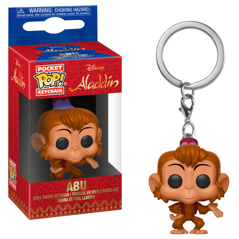 Pocket POP! Disney Aladdin - Abu (3666526339168)