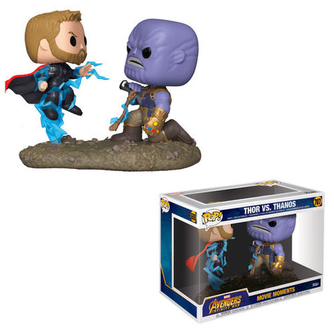 POP! Marvel Avengers - Thor vs. Thanos 14,5cm