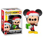 POP! Disney Mickey's 90th - Holiday Mickey (2257487036512)