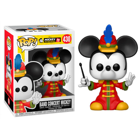 POP! Disney Mickey's 90th - Band Concert Mickey (2257485103200)