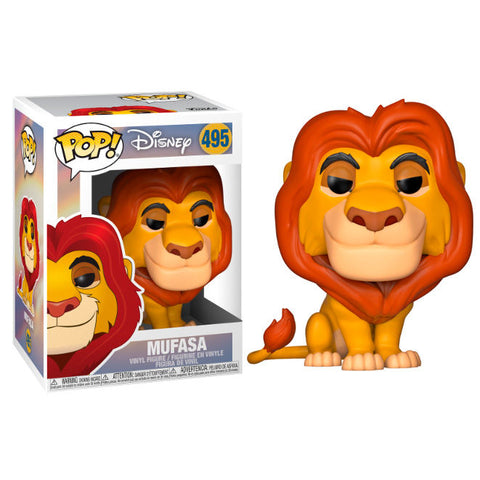 POP! Disney The Lion King - Mufasa
