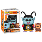 POP! Dragon Ball Z - King Kai & Bubbles Serie 5 (2257523802208)