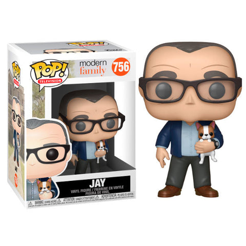 POP! Modern Family - Jay (4184170725472)
