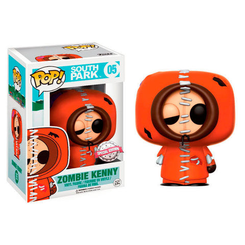 POP! South Park - Zombie Kenny