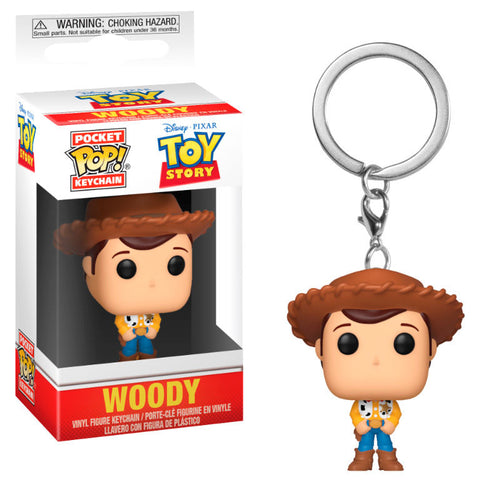 Pocket POP! Disney Pixar Toy Story - Woody