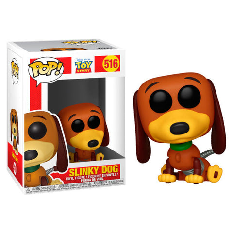 POP! Disney Pixar Toy Story 4 - Slinky Dog