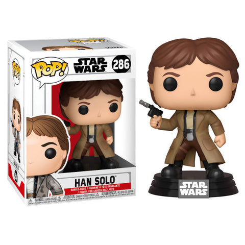 POP! Star Wars - Han Solo (3661334708320)