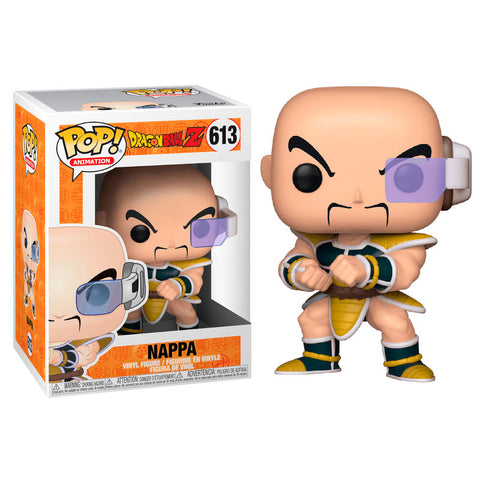 POP! Dragon Ball Z - Nappa (2257521606752)