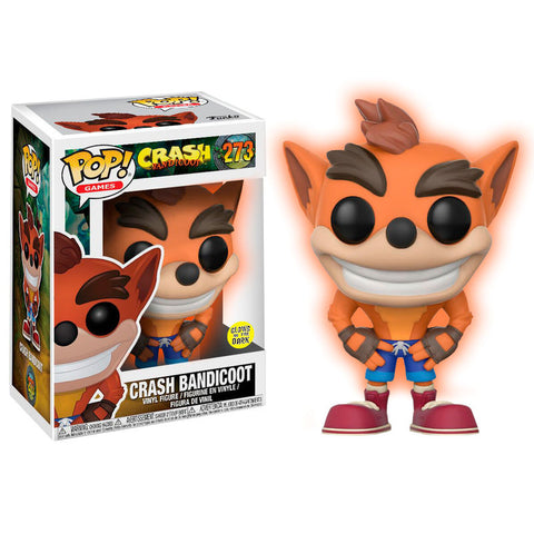 POP! Crash Bandicoot Exclusive (4108200116320)