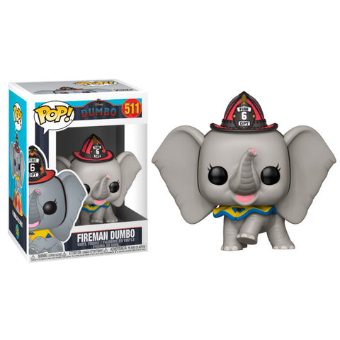 POP! Disney Dumbo - Fireman Dumbo
