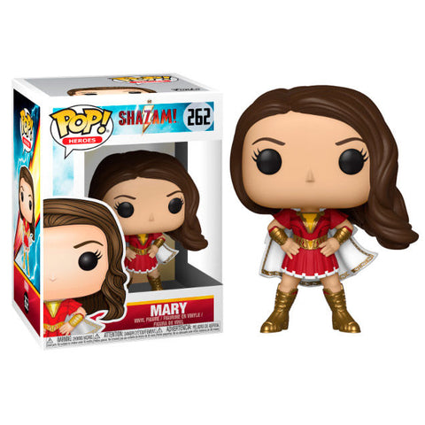 POP! DC Shazam - Mary (3670249242720)