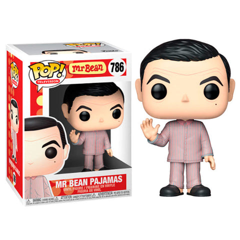 POP! Mr. Bean Pajamas (4328339800160)