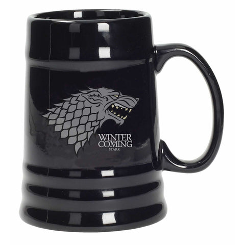 Caneca Game of Thrones Stark (2255838576736)