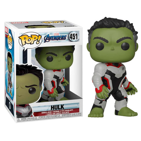 POP! Marvel Avengers Endgame - Hulk (2256098787424)