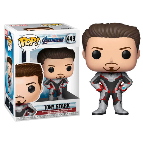 POP! Marvel Avengers Endgame - Tony Stark (2256104718432)