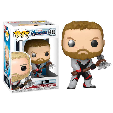 POP! Marvel Avengers Endgame - Thor (2256101671008)