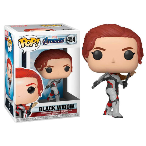 POP! Marvel Avengers Endgame - Black Widow