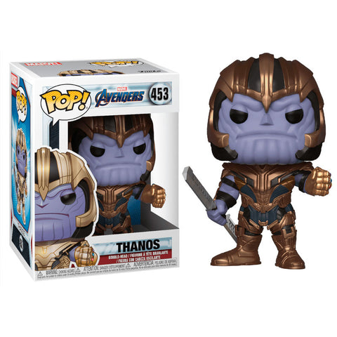 POP! Marvel Avengers Endgame - Thanos (2256100524128)