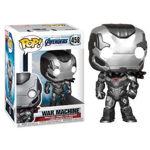 POP! Marvel Avengers Endgame - War Machine (2256109797472)