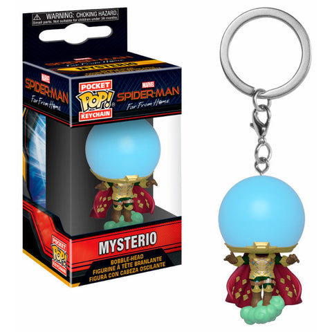Pocket POP! Marvel Spiderman Far From Home - Mysterio (4107999510624)